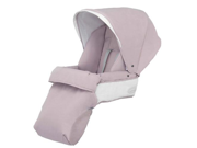 Inglesina AC06E6PESUS Classica Stroller Seat Pesca - Pink White
