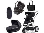 Quinny Buzz 3 Complete Collection - Rocking Black