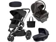 Quinny - Buzz Xtra MAX Complete Collection - Black