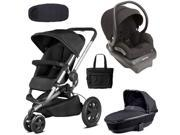 Quinny - Buzz Xtra Complete Collection - Black