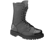 ROCKY 2090 Zipper Paraboot Black Boots Shoes SZ 10.5