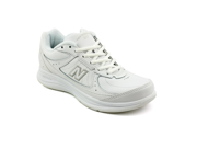 New Balance WW577 Womens Size 7 White Leather Running Shoes