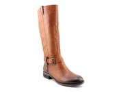 Jessica Simpson Essence Womens Size 6 Brown Leather Fashion Knee-High Boots