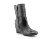Franco Sarto Mercury Womens Size 9.5 Black Fashion Mid-Calf Boots New/Display