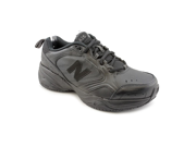 New Balance MX626 Mens Size 10.5 Black Leather Cross Training Shoes New/Display