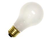 Halco 76015 - A19FR100/RS A19 Light Bulb