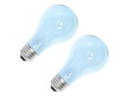GE 63006 - 29A/W/RVL/H-2PK A Line Halogen Light Bulb