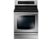 "30"" standing Induction Range with 4 Flex CookZones, Boil Alert, 5.9 cu. ft. Oven Capacity, 3-Fan True Convection, Steam Clean and Warming Drawer"