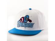 Captain America Snapback White Avengers Movie Cap Avengers