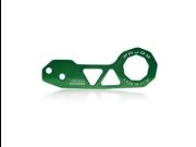 Password:JDM Billet Aluminum Universal REAR Tow Hook [GREEN] PasswordJDM