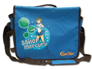Sailor Mercury - Sailor Moon Messenger Bag - Anime Bag [18x15x4 inches] GE Animation