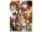 Hakuoki 2nd: Key Art Wall Scroll GE Animation