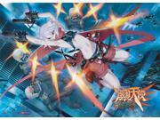 Burst Angel Wall Scroll [WIDE] Burst Angel