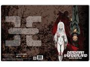 Pocket File Folder: Deadman Wonderland - Shiro and Ganta GE Animation