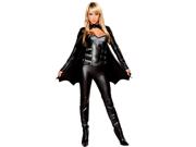 Women's Sexy Bat Warrior Deluxe Costume