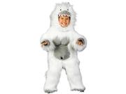 Abominable Snowman Costume - Boys