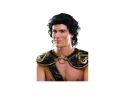 Black Hunk Wig Adult