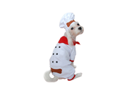 Canine Chef Pet Costume