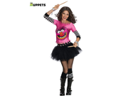 Women's Sexy The Muppets Animal Costume