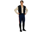 Adult Deluxe Han Solo Costume Rubies 888740