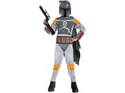 Boy's Standard Boba Fett Star Wars Costume