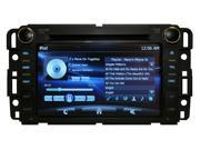 GMC ACADIA 07-12 OEM REPLACEMENT IN DASH DOUBLE DIN TOUCH SCREEN GPS NAVIGATION [K Series]