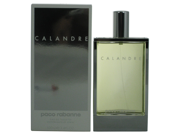 Calandre by Paco Rabanne 3.4 oz EDT Spray