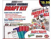 Athlon Sports 2014 Pro Football Fantasy Draft Kit & Magazine