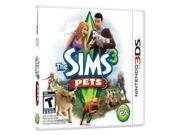 Electronic Arts 19618 The sims 3 pets 3ds