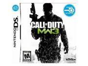 Activision Blizzard Inc 84208 Cod:mw3 defiance ds