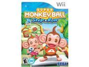 Sega 65037 Super monkey ball wii