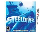 Nintendo CTRPASDE Steel diver 3ds