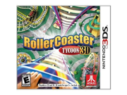 Majesco 27884 Rollercoaster tycoon 3ds