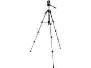 "Digipower TP-TR62 Digipower tp-tr62 3-way panhead tripod with quick release (extended height: 62"")"