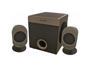 Gear Head SP3750ACB Gear head powered desktop 2 1 speaker system
