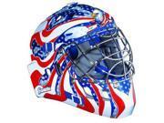 St.Hcky USA Goalie Mask L  XL