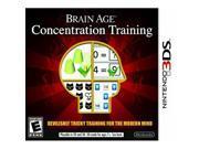 Brain Age Concentration 3DS