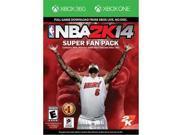NBA 2K14 Super Fan Pk X360