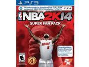 NBA 2K14 Super Fan Pk PS3