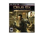 Deus Ex Human Rev DC  PS3