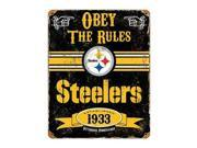 Steelers Vintage Sign