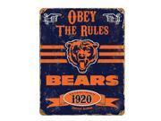 Bears Vintage Sign