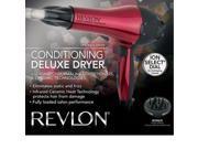 REVLON RVDR5002RED 1875W ProStyle Ionic Hair Dryr