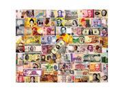 "Jigsaw Puzzle 550 Pieces 18""X24"" -World Of Money"