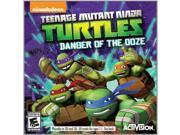 TMNT Danger of the Ooze 3DS