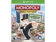 Monopoly Family Fun Pk  XB1