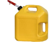 Midwest Spill Proof Poly Diesel Can 5 Gal