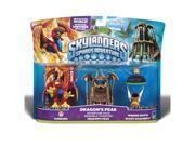 Dragon's Peak Skylanders Spyro's Adventure 3 Pack