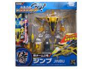 Jinbu G02 Samurai Jet Transformers Go! Takara Tomy Action Figure