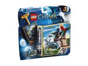 Tower Target LEGO® Chima Set 70110